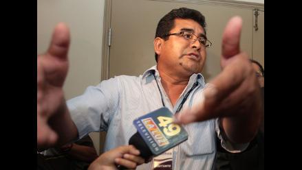 César Álvarez estará detenido durante 15 días, según fiscal