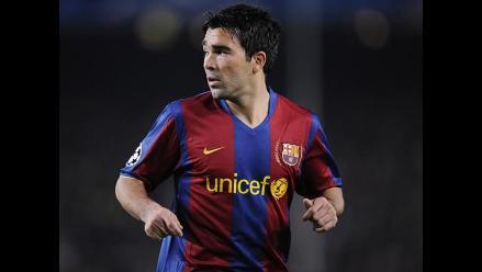 Homenaje a Deco contará con la presencia de Lionel Messi y José Mourinho