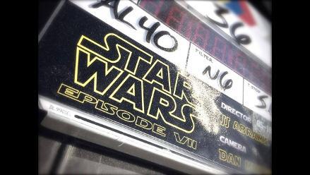 ¡Star Wars empezó grabaciones!