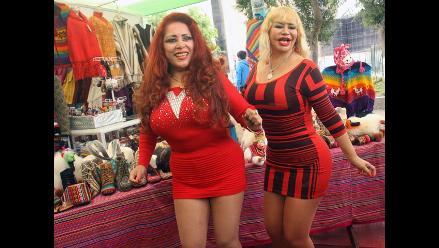 Susy Díaz y Monique Pardo son ´Las Chesu´