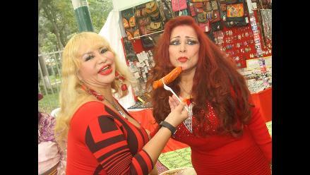Susy Diaz y Monique Pardo se vuelven a juntar con ´Las Chesu´
