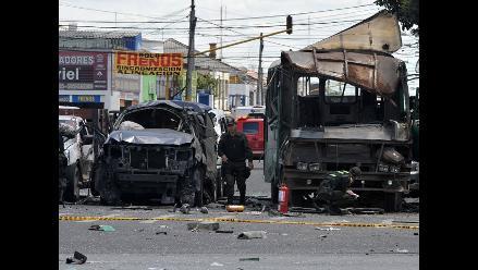 Al menos cuatro muertos en explosiones en barrio somalí de Nairobi