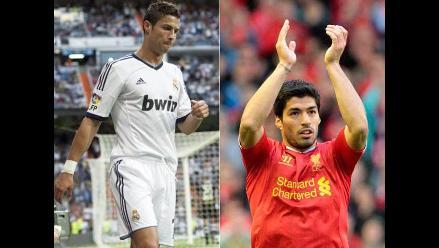Cristiano Ronaldo tendrá que compartir la Bota de Oro con Luis Suárez