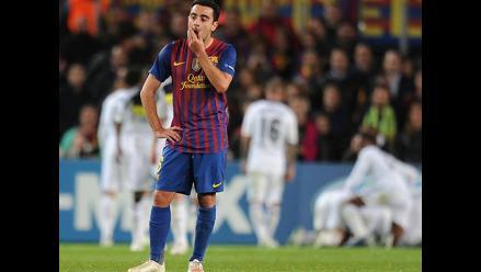 Barcelona: Xavi será suplente ante Atlético de Madrid en Camp Nou
