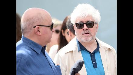 Almodóvar volvió al Festival de Cannes