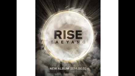´RISE´: lanzan imagen teaser para el nuevo álbum de Taeyang