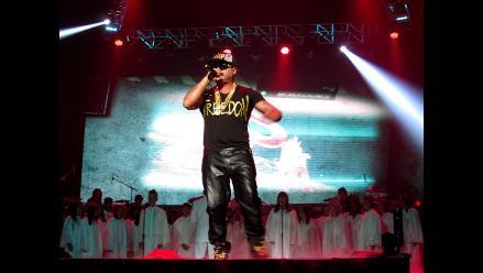 Rapero Tempo regresa con su primer concierto tras 11 años preso