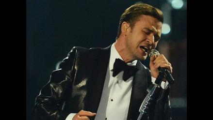 Justin Timberlake se impone en Premios Billboard
