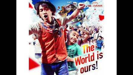 Naoto Inti Raymi revela avance de The World is ours por Brasil 2014