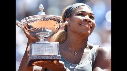 Serena Williams logra ganar su tercer Abierto de Roma tras vencer a Errani