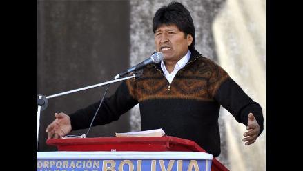 Presidente Morales: Relación con Chile seguirá maritimizada