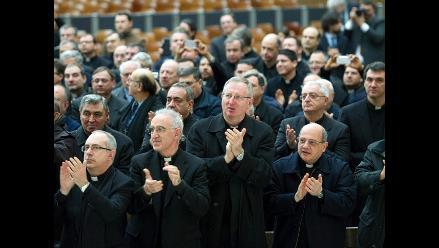 Mujeres piden al Papa que revise el celibato de los sacerdotes