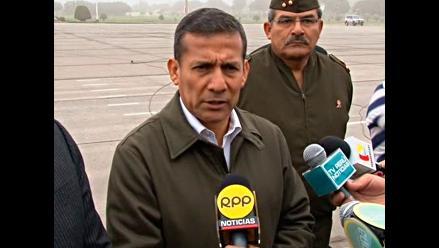 Humala pide que se aclaren malos manejos en la Onagi