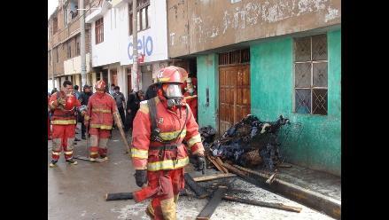 Bomberos de Cajamarca siguen esperando la compra de cisterna