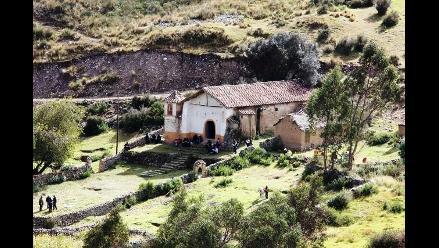 Reconocen capilla del Señor de Tayankani como bien cultural