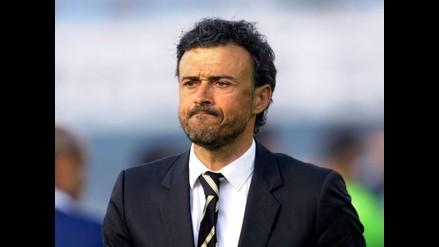 Barcelona hace oficial la contratación de Luis Enrique como entrenador