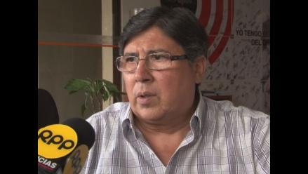 Alianza Lima: Expresidente Guillermo Alarcón se entregó a la justicia