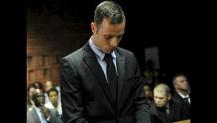 Oscar Pistorius pasará un mes bajo observación psiquiátrica