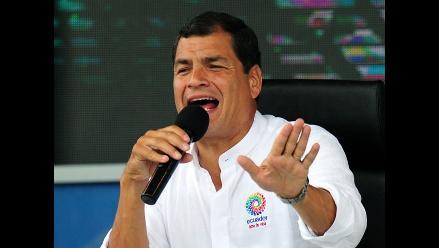 Correa explica a Bachelet su posición sobre el acceso al mar de Bolivia