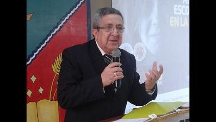 Chiclayo: rector confirma que fiscal Miranda enseñó en USS