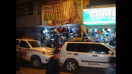 Huacho: intervienen a menores de edad que trabajaban en restaurantes