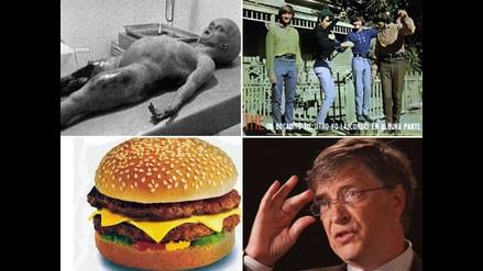 Diez mentiras que lograron engañar al mundo