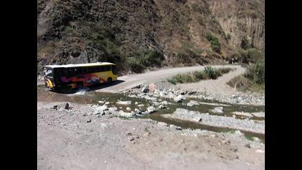 Áncash: despiste de bus deja 23 heridos rumbo a Huaraz