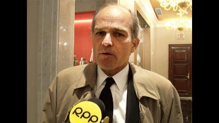 Roque Benavides: Conga podría ser más chico para sacarlo adelante