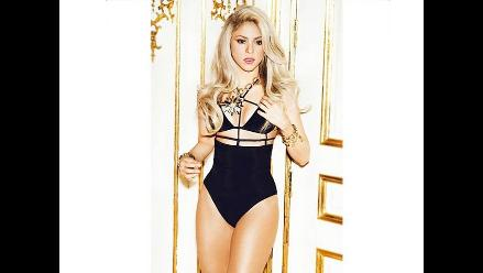 ¡Shakira, posible ´conejita´ de Playboy!