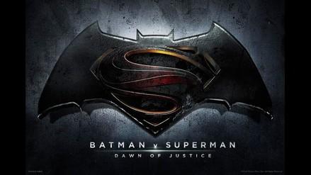 La película ´Batman vs Superman´ ya tiene título oficial