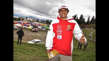 Alexis Hernández primer piloto peruano inscrito en el Rally Dakar 2015