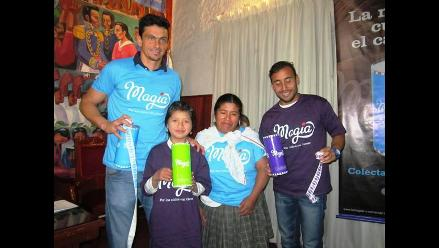 Cajamarca: jugadores del UTC se unen a colecta pública Magia