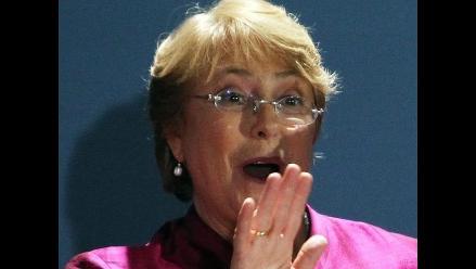Michelle Bachelet propone despenalizar el aborto en Chile