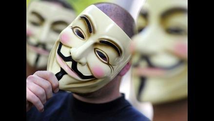 Detienen a dos miembros de Anonymous por ataques en Australia