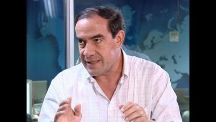 Díaz Dios: Pueden tomarse medidas contra Lescano