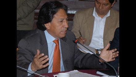Perú Posible: Toledo vuelve a condición de testigo en caso Ecoteva