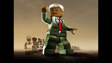 Lanzan campaña para que Lego recree la vida de Mandela