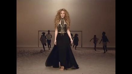 Shakira acusada de plagio en el videoclip de ´La, la, la´