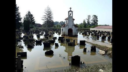 Bosnia, Croacia y Serbia sufren las peores inundaciones en siglos