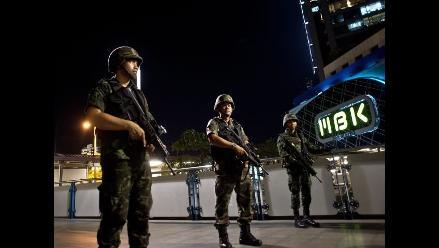 ONU condena golpe en Tailandia y pide que vuelva el orden constitucional