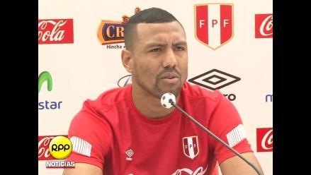 Luis Ramírez minimiza poca continuidad para duelos ante Inglaterra y Suiza