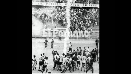 Tragedia del Estadio Nacional: ´Hace 50 años pude ser una de sus víctimas´