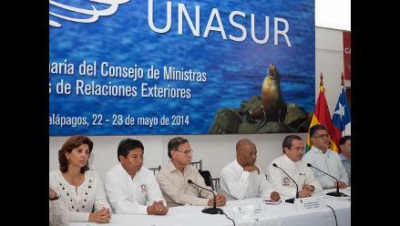 Unasur rechaza iniciativa de EEUU para sancionar a funcionarios venezolanos