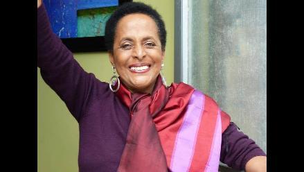 ¡Felicidades! Susana Baca cumple 70 años