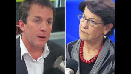 Francis Allison: Susana Villarán quiere reelegirse insultando a 7 alcaldes