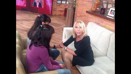 Recolectan firmas para sacar a Laura Bozzo de la televisión