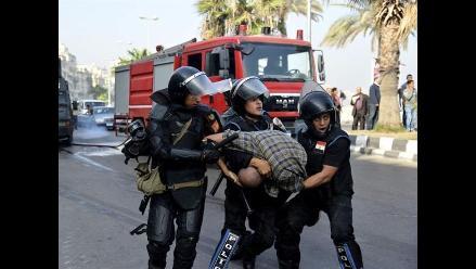 Detenidas 41.100 personas en Egipto desde la caída del expresidente Mursi
