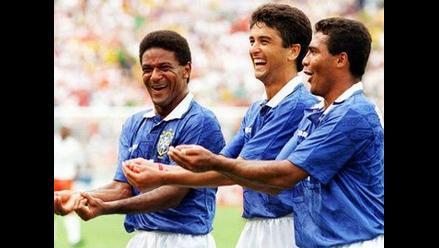 Brasil vs. Holanda, el partido del singular festejo de Bebeto en 1994