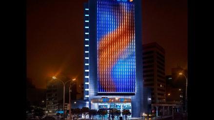 Lima tiene la instalación tridimensional más grande de la región