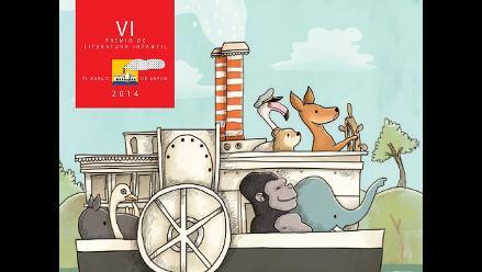 Este viernes culmina convocatoria de VI Premio de literatura infantil El Barco de Vapor